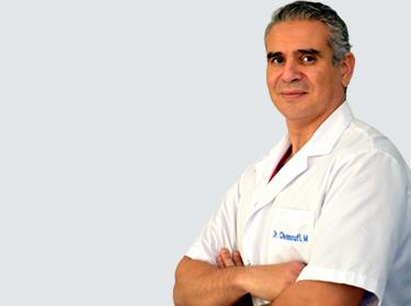 Dr Chennoufi chirurgiens avec une expérience internationale